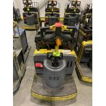 Hyster pallet jack with batter and charger; 7630 HOURS