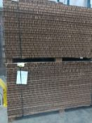 (7) pallets of honey comb dunnage