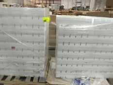 (2) pallets of styrofoam boxes