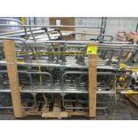 (3) pallets of tractor trailor braces