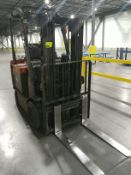 Toyota Electric forklift side shifter