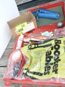 EMERGENCY ROAD KIT, HAND TOOLS, CAULK GUNS