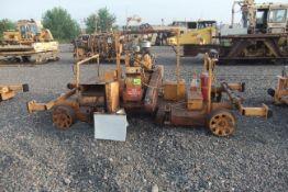 RSAP8902 AG Industries Rail Saw - Abrasive Prod; Model: K100; S/N: K-100-015