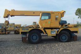 ATC883S Bantam All Terrain Crane; Model #: S488; S/N: 8205752