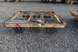 Miscc. 3 Axle Cart