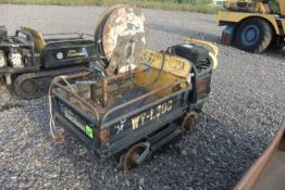 MHPU0107 Stanley Hyd TracHorse; Model #: MHP12211000; S/N: 113
