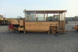 MPC0308 Shop Made Motorized Personnel Carrier; Model #: MPC; S/N: DVMPC0308