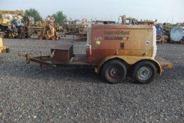 Ingersoll Rand Generator; Runs