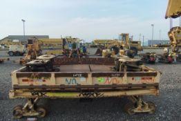 Western Manufacturing Dump Cart; S/N: 114-99