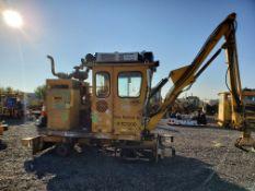 THC0304 Tie Handling Crane; S/N: 051-1200-03