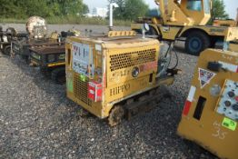 MHPU1003 Mobile Hydraulics Equipment Hippo Power Track (Runs); Model #: 2022SP; S/N:100152