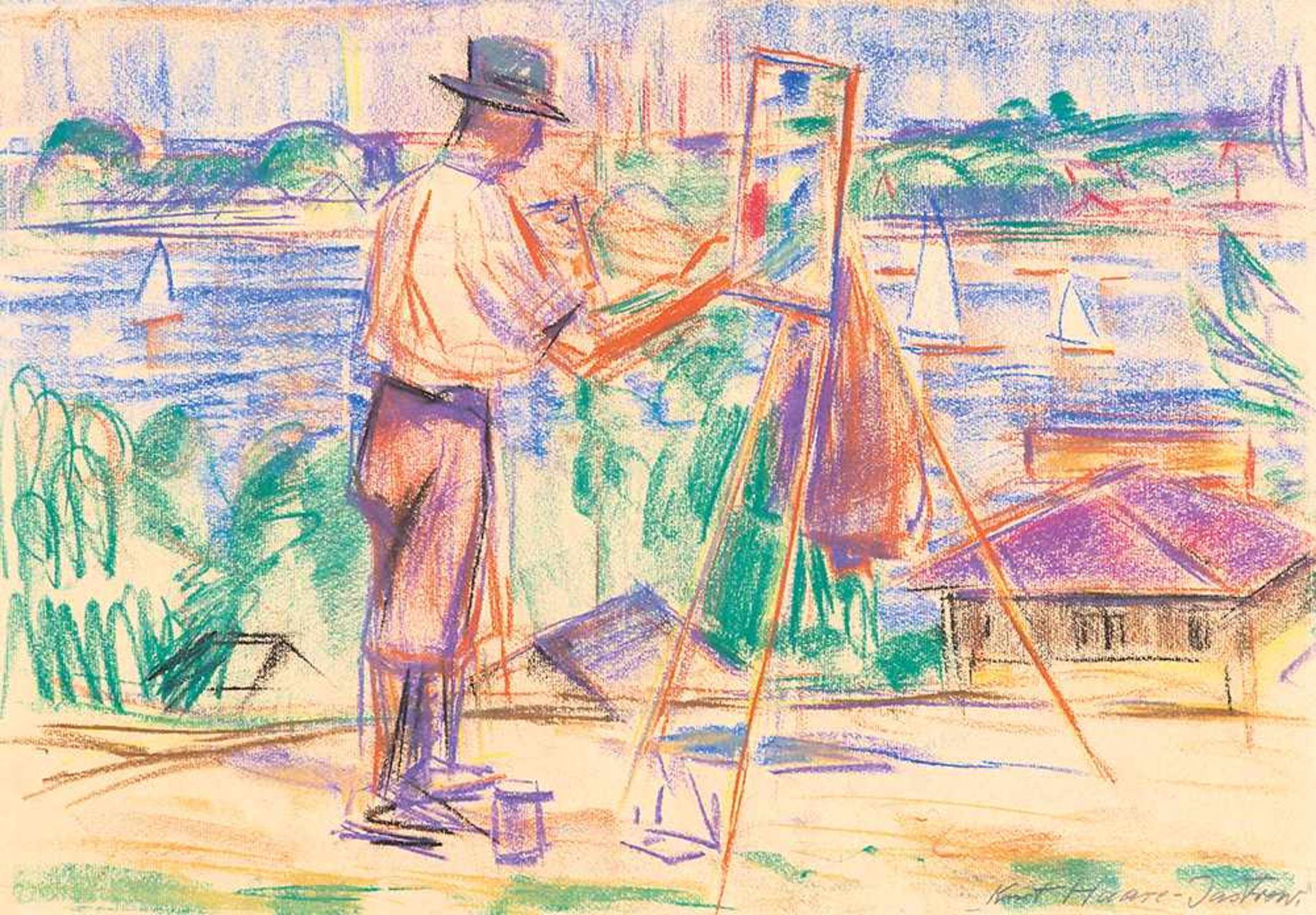 Los 35 - Kurt Haase-Jastrow (1885 Jastrow/Westpr. – 1958 Berlin)