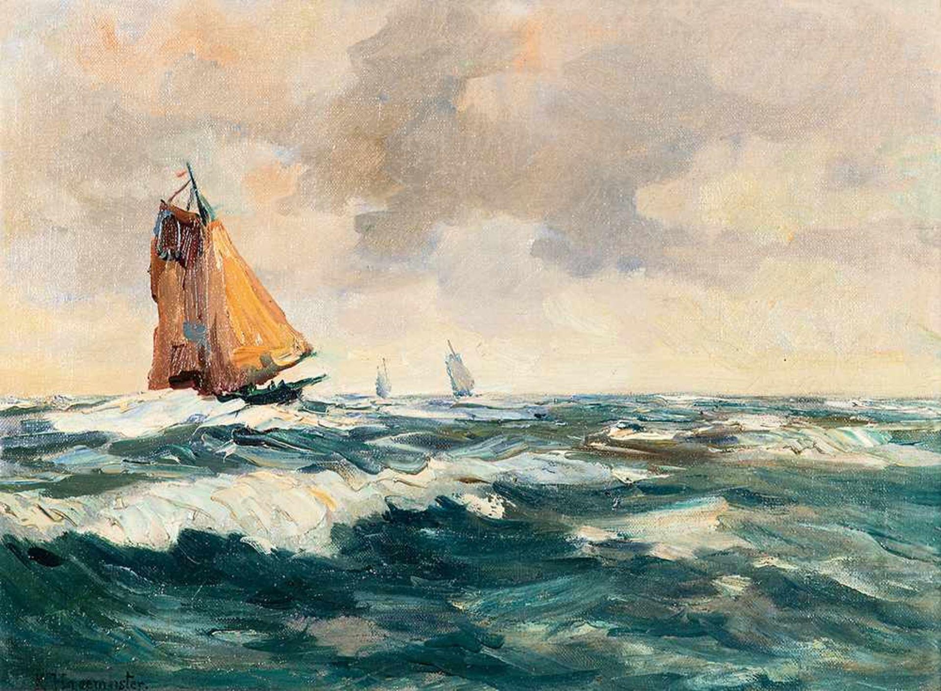 Karl Hagemeister (1848 – Werder/Havel – 1933)