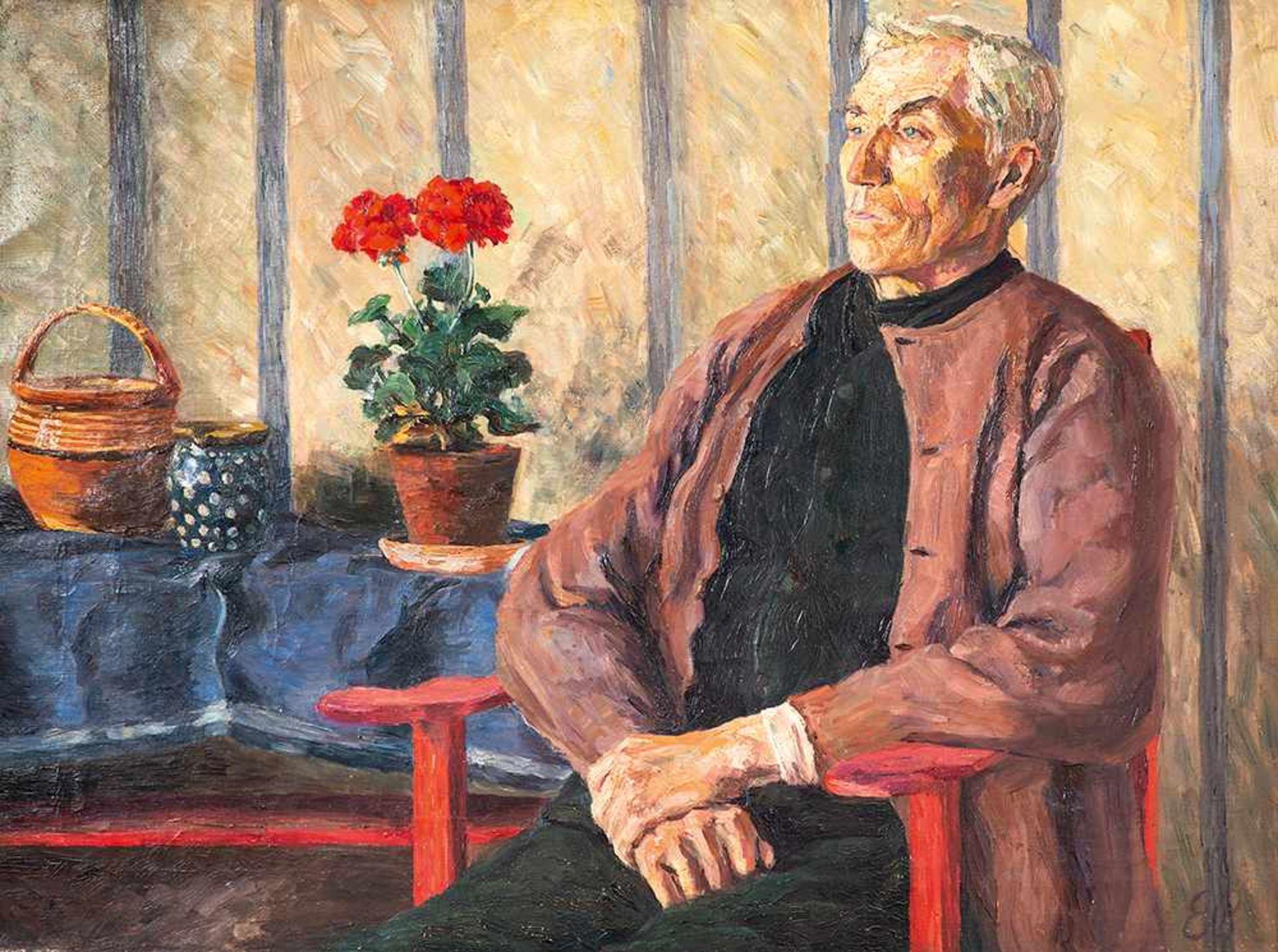 Los 10 - Elisabeth Büchsel (1867 – Stralsund – 1957)