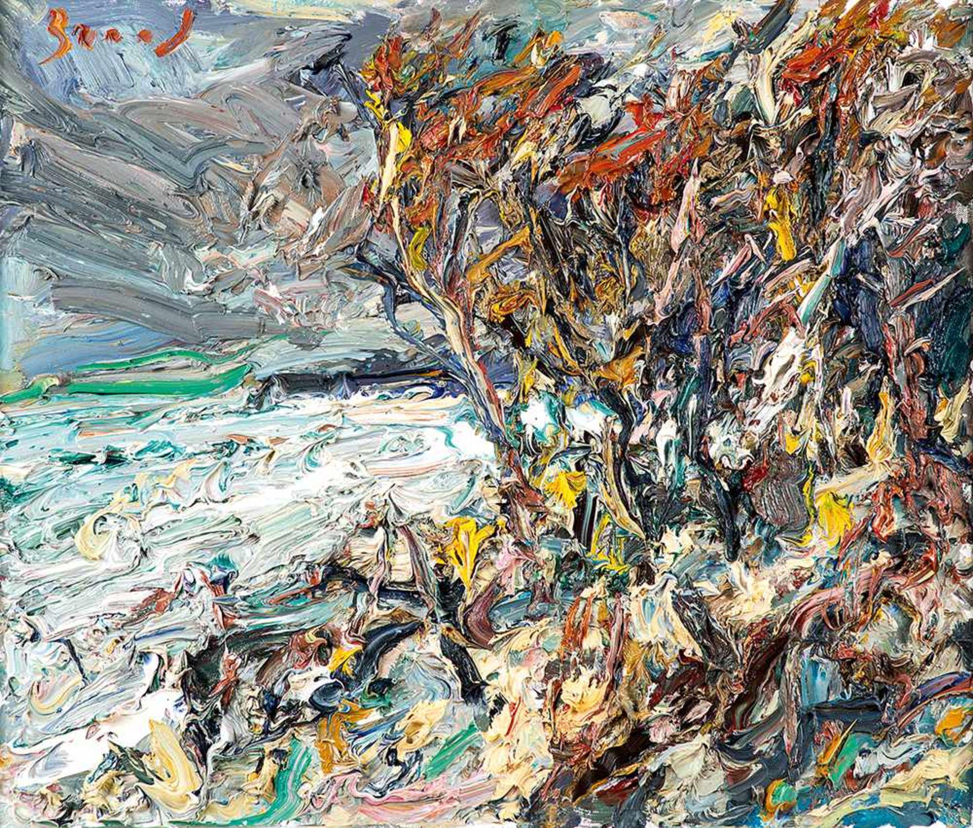 Los 8 - Christoph Bouet (1974 Halle/Saale, lebt in Gommern b. Magdeburg)