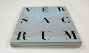 """Diverse Künstler""""Ver Sacrum"""" - Buch1974Buch """"Ver Sacrum"""" - Ausgabe A, Neue Hefte f"""