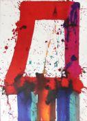 """Markus Prachensky(1932-2011)""""Etruria Blues""""2012Lithographie auf Arches Papier, Ed."""