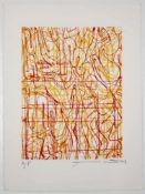 Hermann Nitsch(geb. 1938)Ohne Titel2009Lithographie auf Papier; Ed. a/p; signiert,
