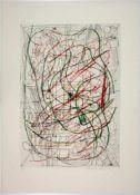 Hermann Nitsch(geb. 1938)Ohne Titel2012Lithographie und Radierung auf Papier; Ed. h