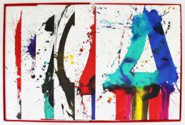 """Markus Prachensky(1932-2011)""""Mappe Etruria""""2012Vollständige Mappe """"Etruria"""" besteh"""