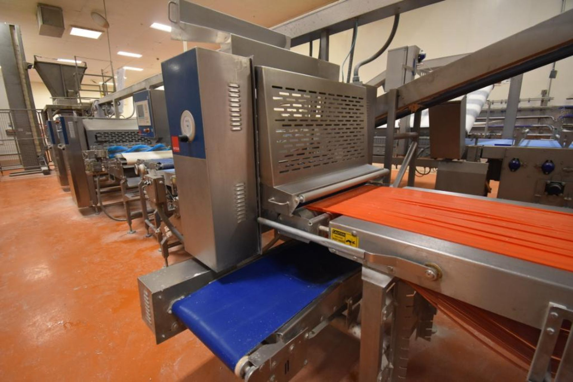 2007 Fritsch Laminator 3000 dough line - Image 99 of 280