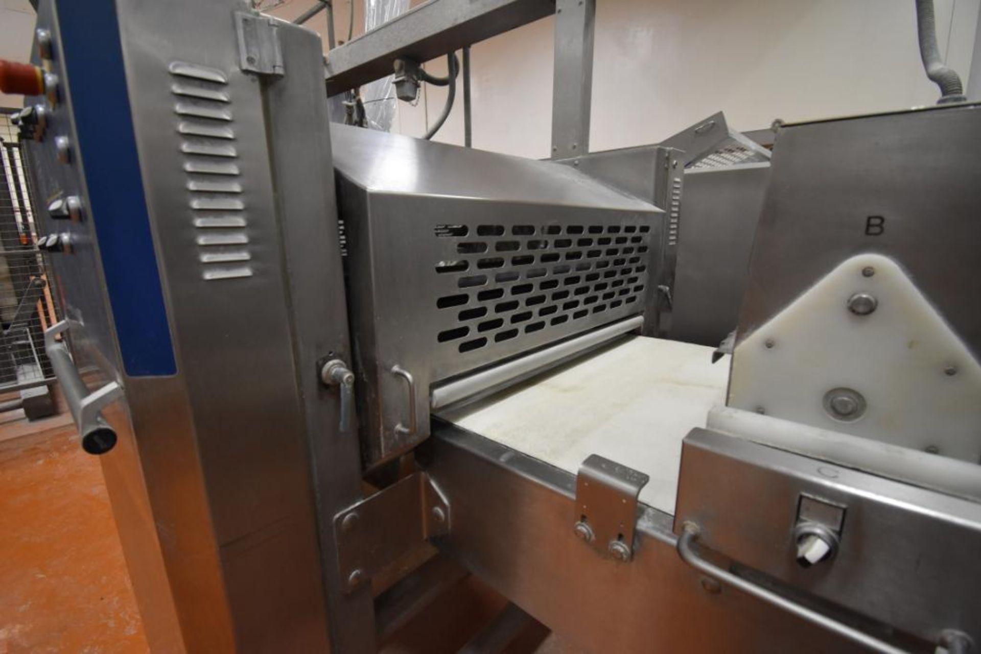 2007 Fritsch Laminator 3000 dough line - Image 65 of 280