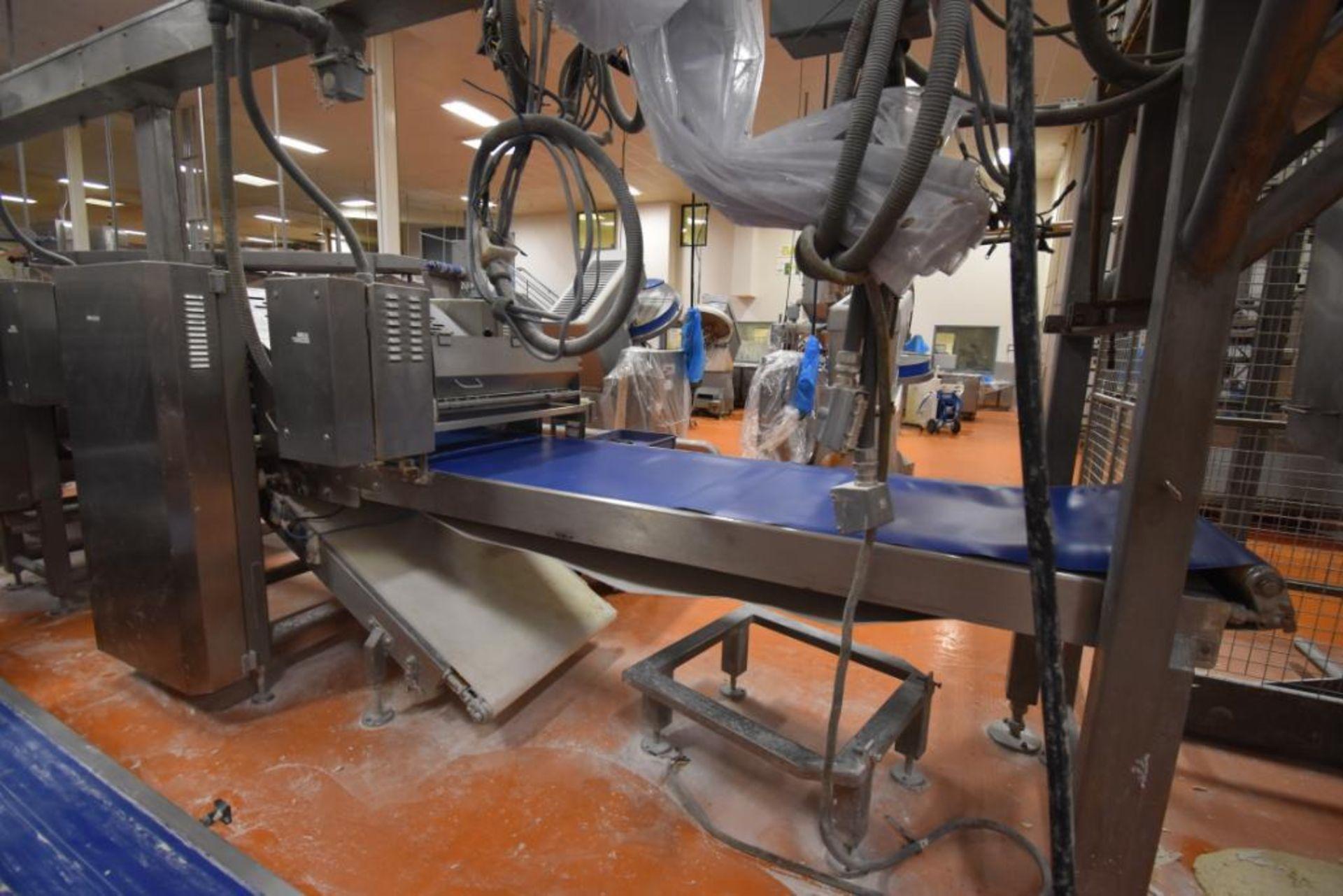 2007 Fritsch Laminator 3000 dough line - Image 107 of 280