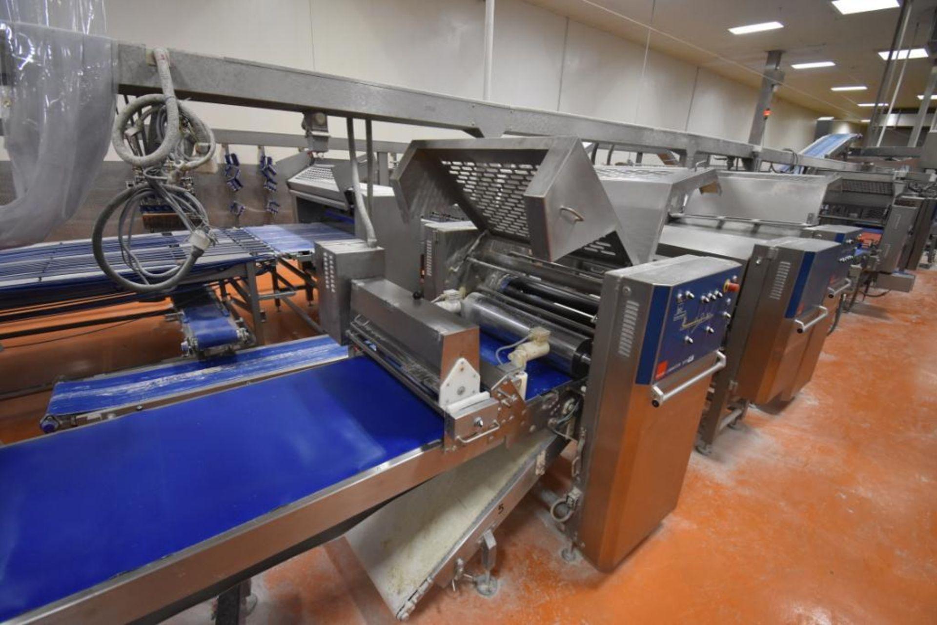 2007 Fritsch Laminator 3000 dough line - Image 257 of 280