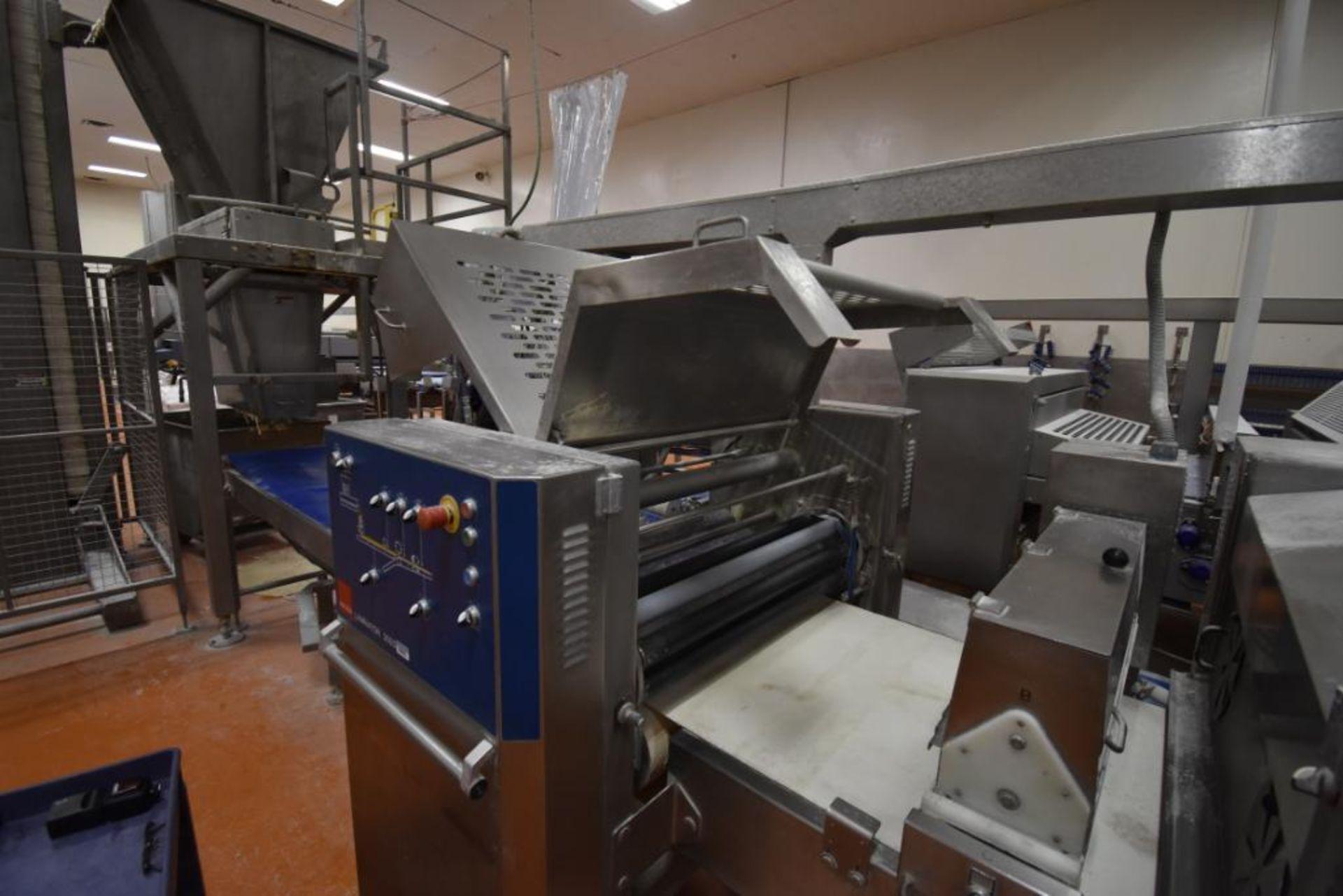 2007 Fritsch Laminator 3000 dough line - Image 126 of 280