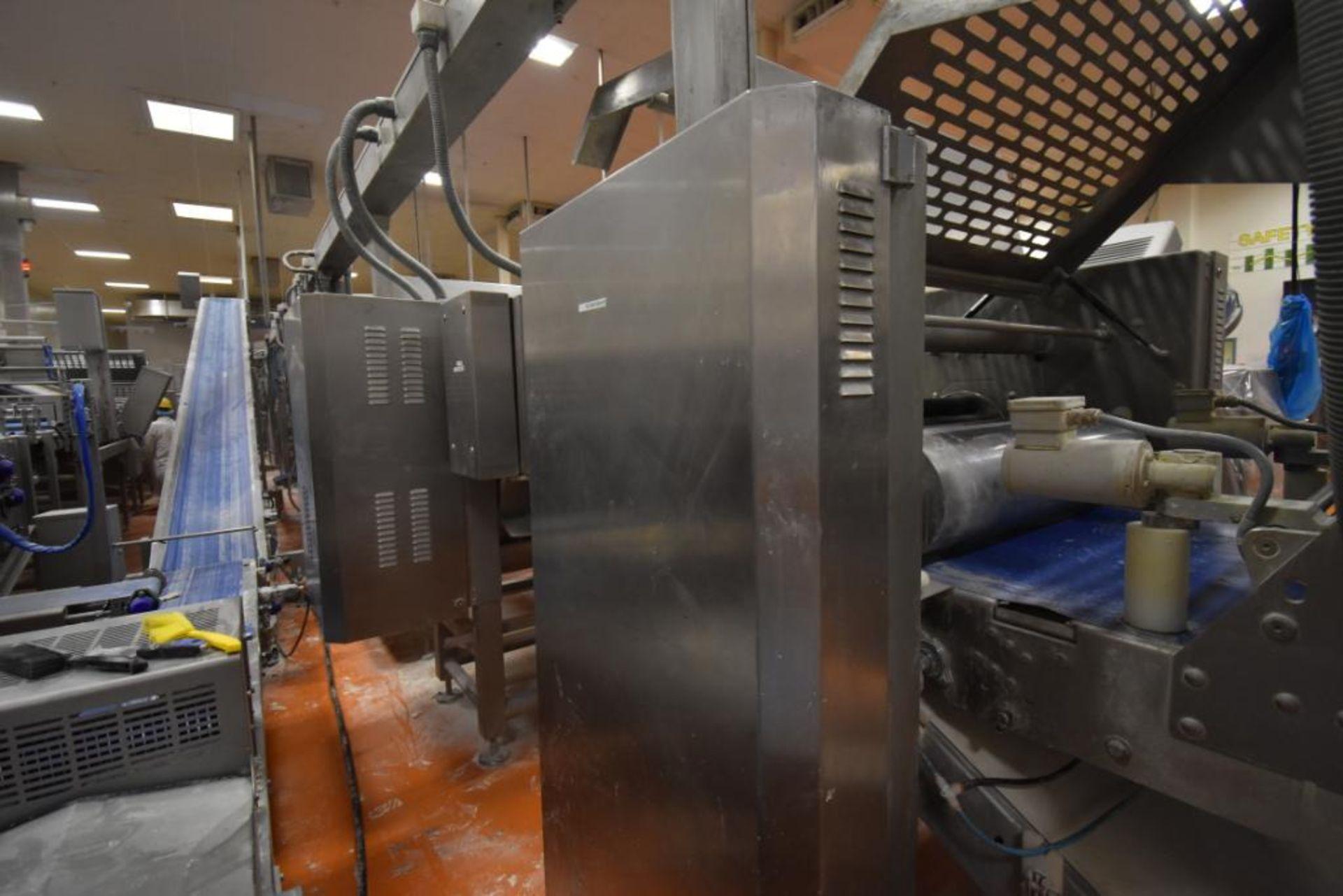2007 Fritsch Laminator 3000 dough line - Image 153 of 280