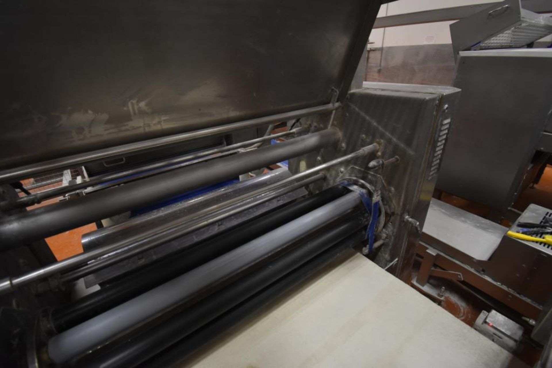 2007 Fritsch Laminator 3000 dough line - Image 129 of 280