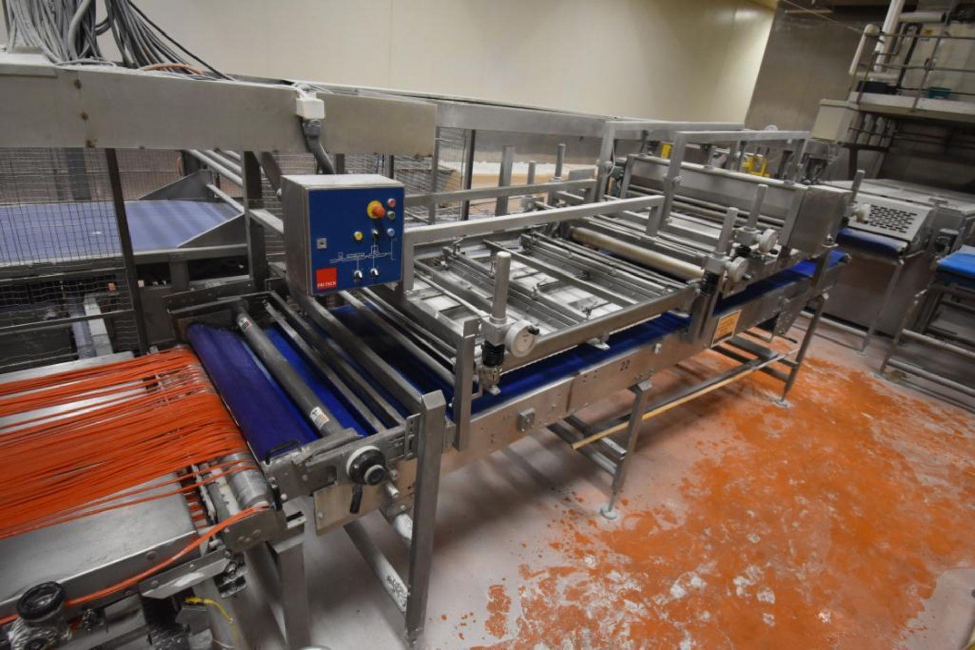 2007 Fritsch Laminator 3000 dough line - Image 185 of 280