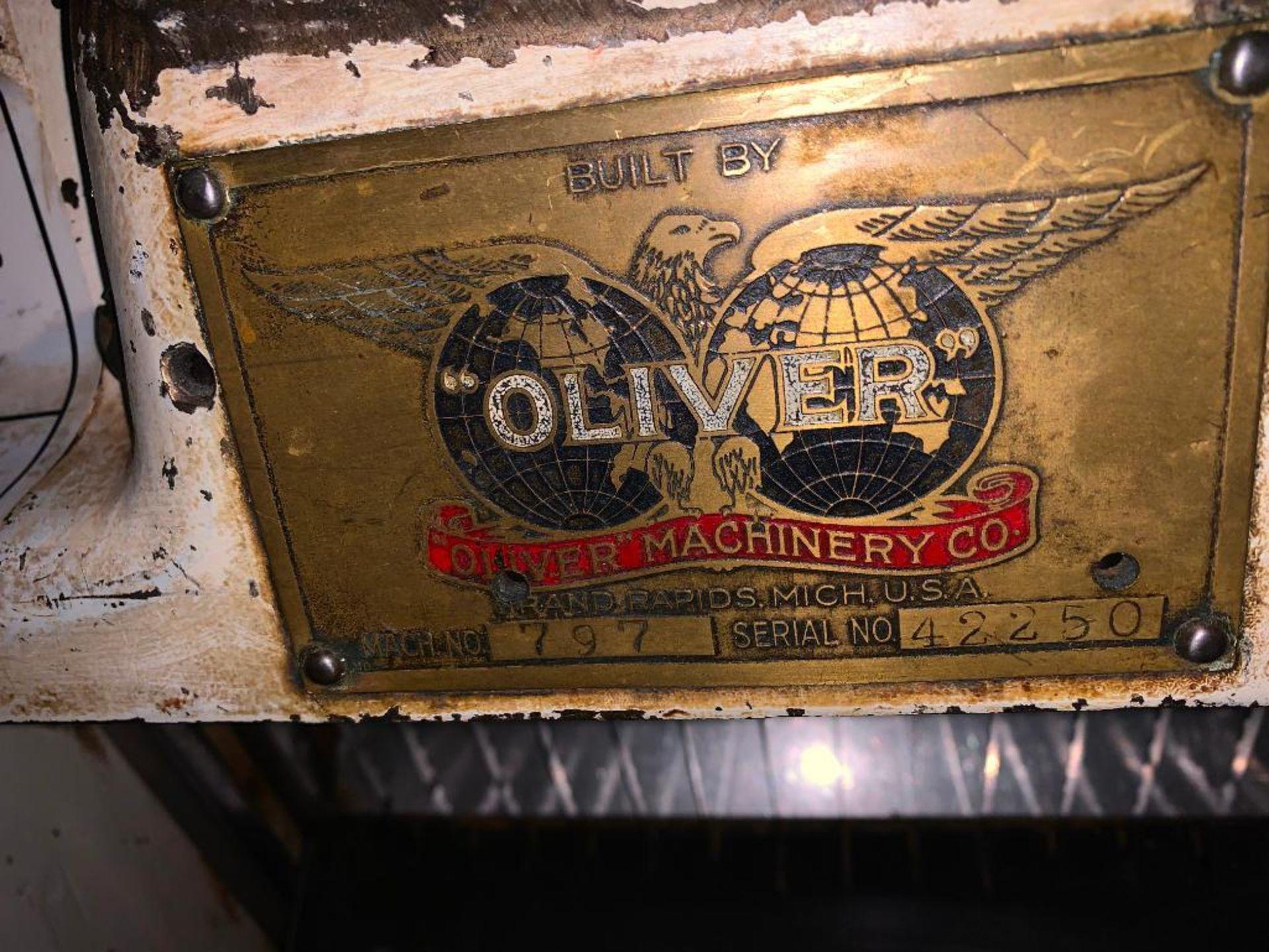 Oliver bread loaf slicer, model 797 - Image 3 of 3