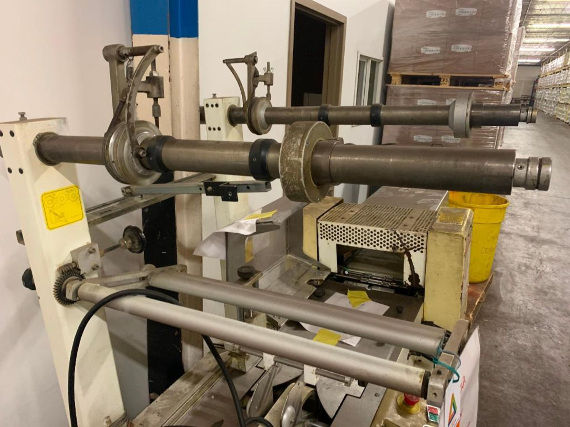 Ulma horizontal flow wrapper, model BD-20 - Image 2 of 5