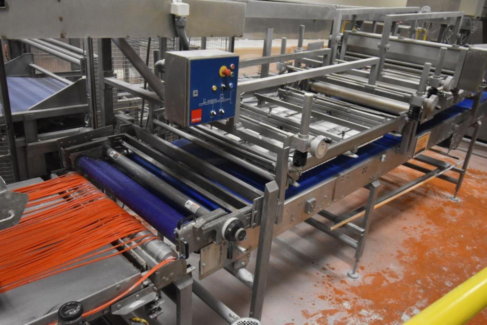 2007 Fritsch Laminator 3000 dough line - Image 183 of 280