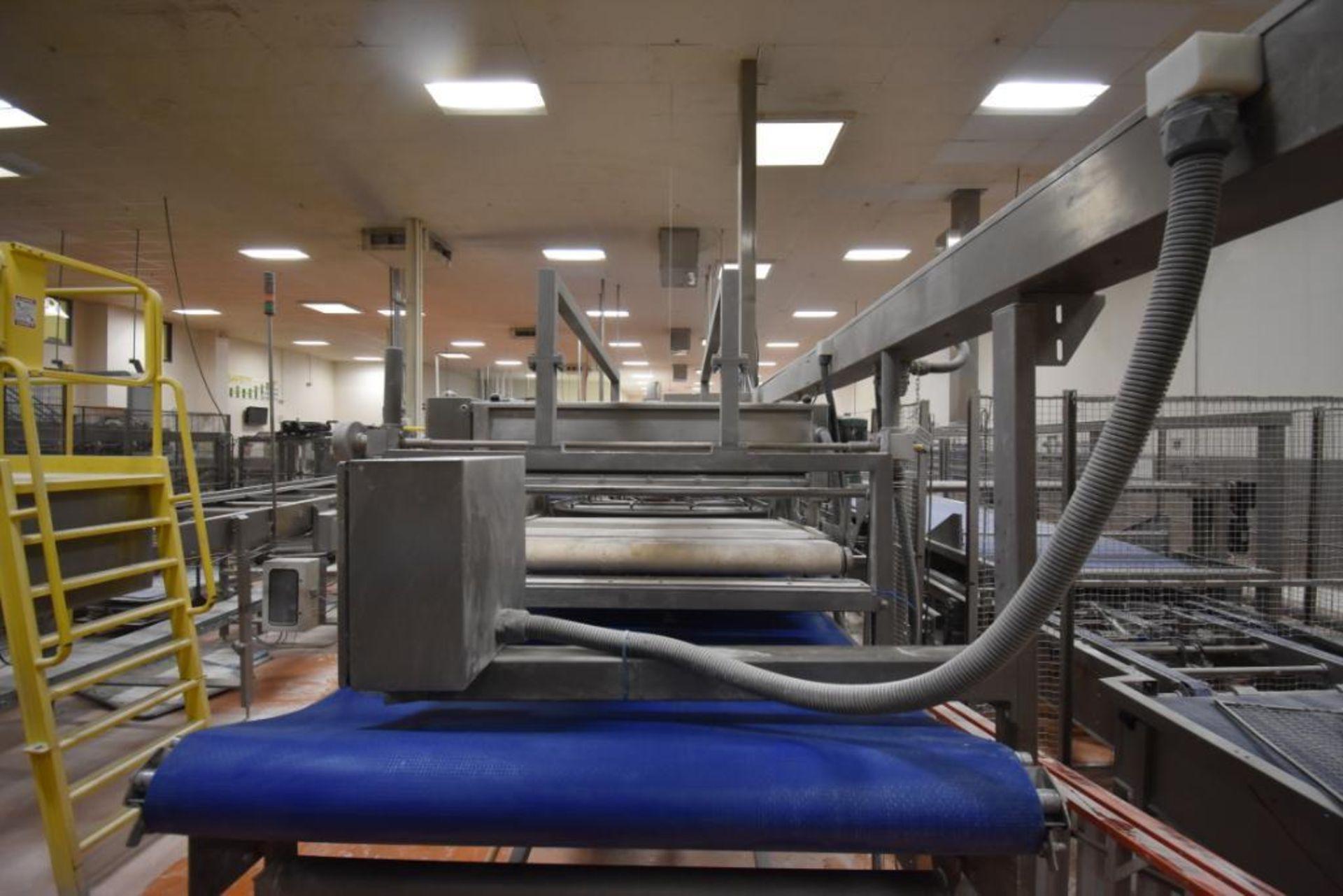 2007 Fritsch Laminator 3000 dough line - Image 204 of 280
