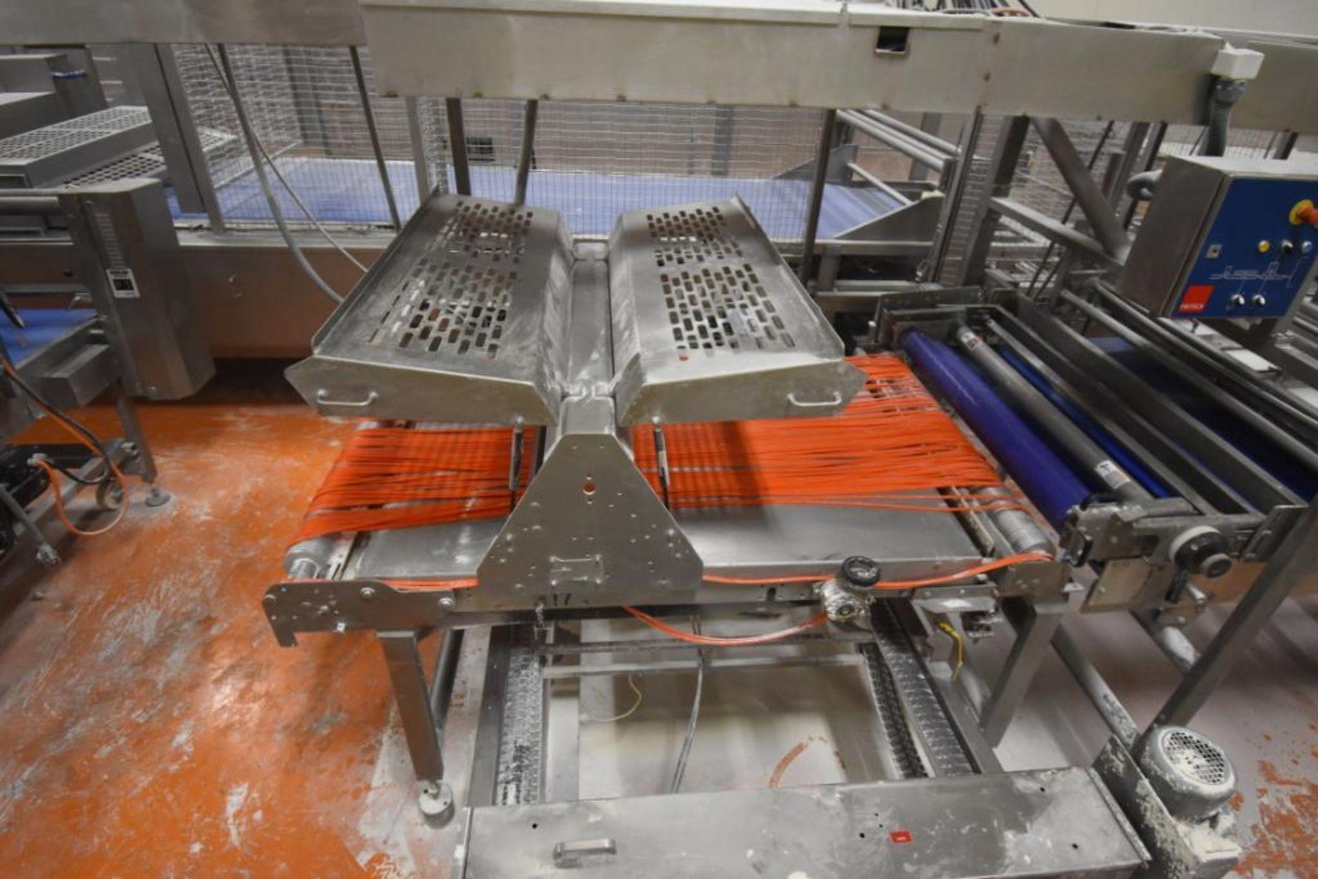 2007 Fritsch Laminator 3000 dough line - Image 182 of 280