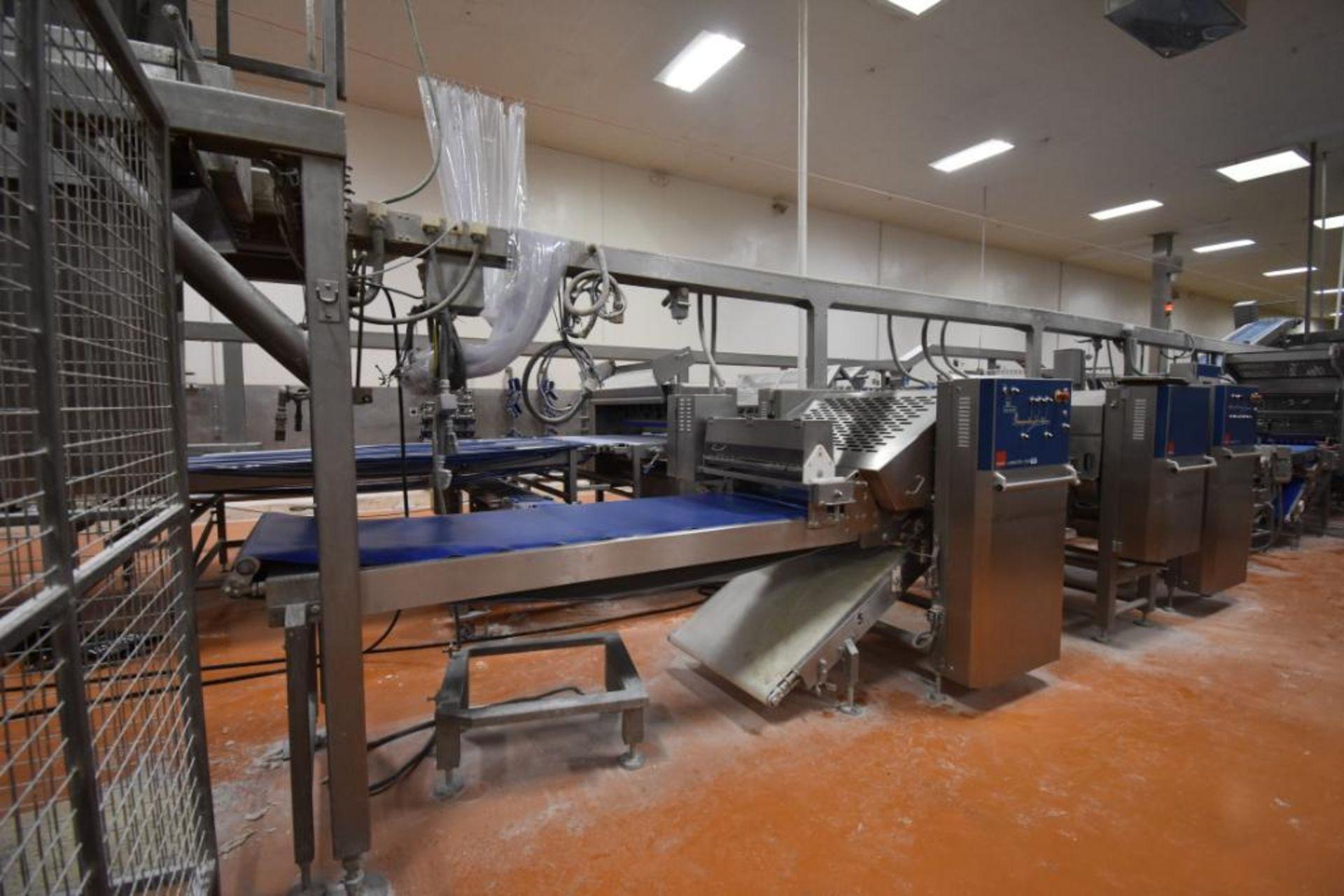 2007 Fritsch Laminator 3000 dough line - Image 56 of 280