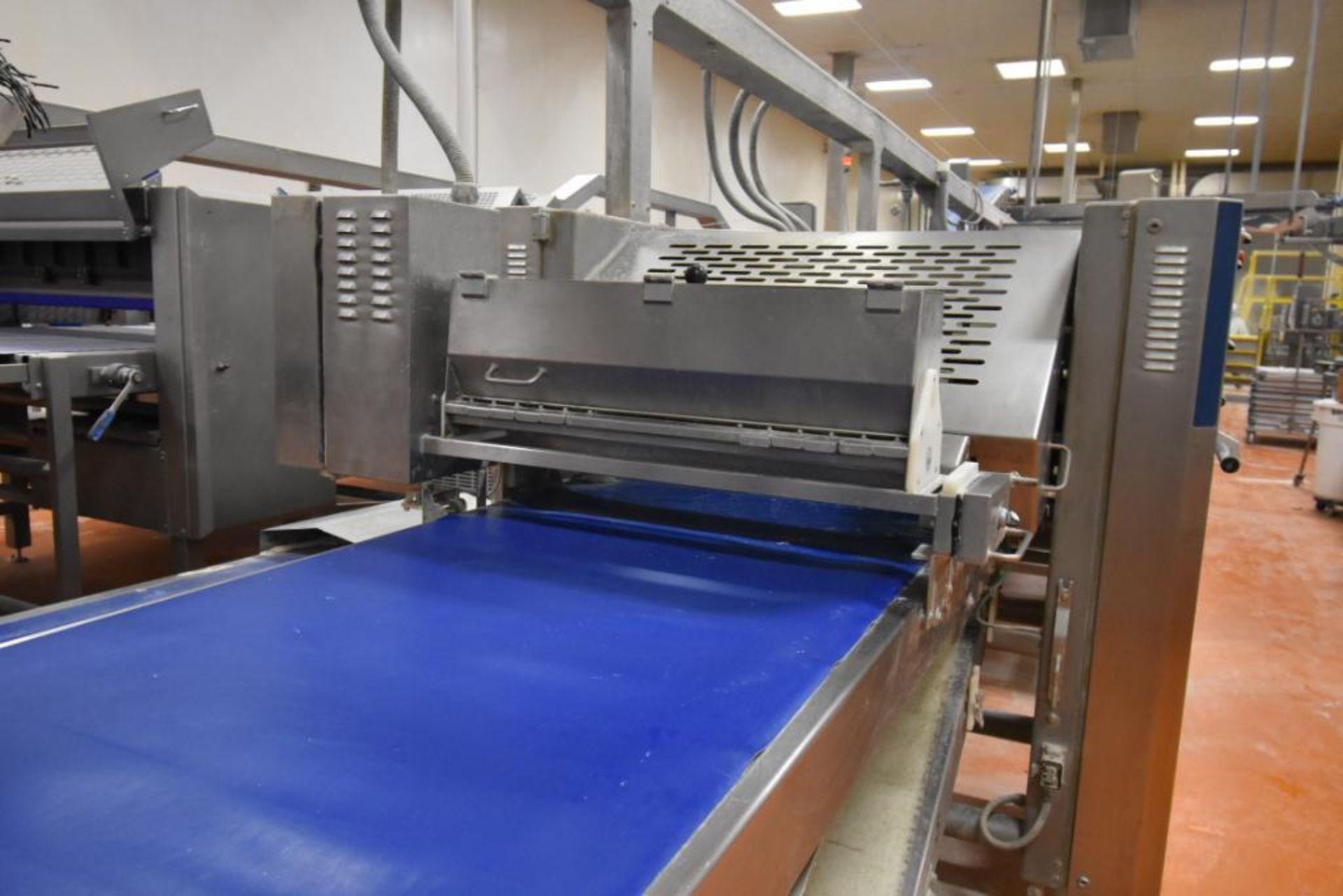 2007 Fritsch Laminator 3000 dough line - Image 57 of 280