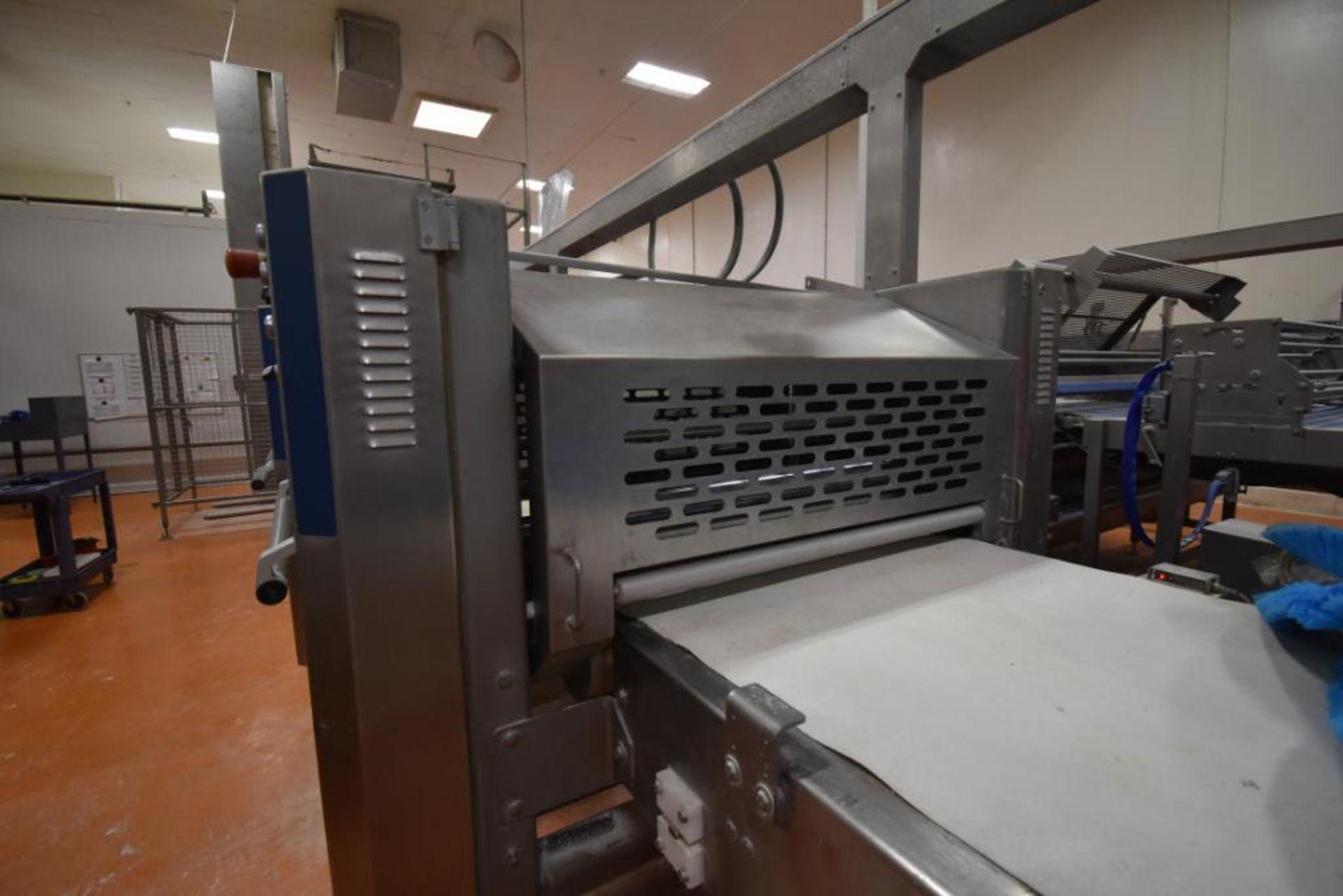 2007 Fritsch Laminator 3000 dough line - Image 76 of 280