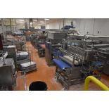 2007 Fritsch Laminator 3000 dough line