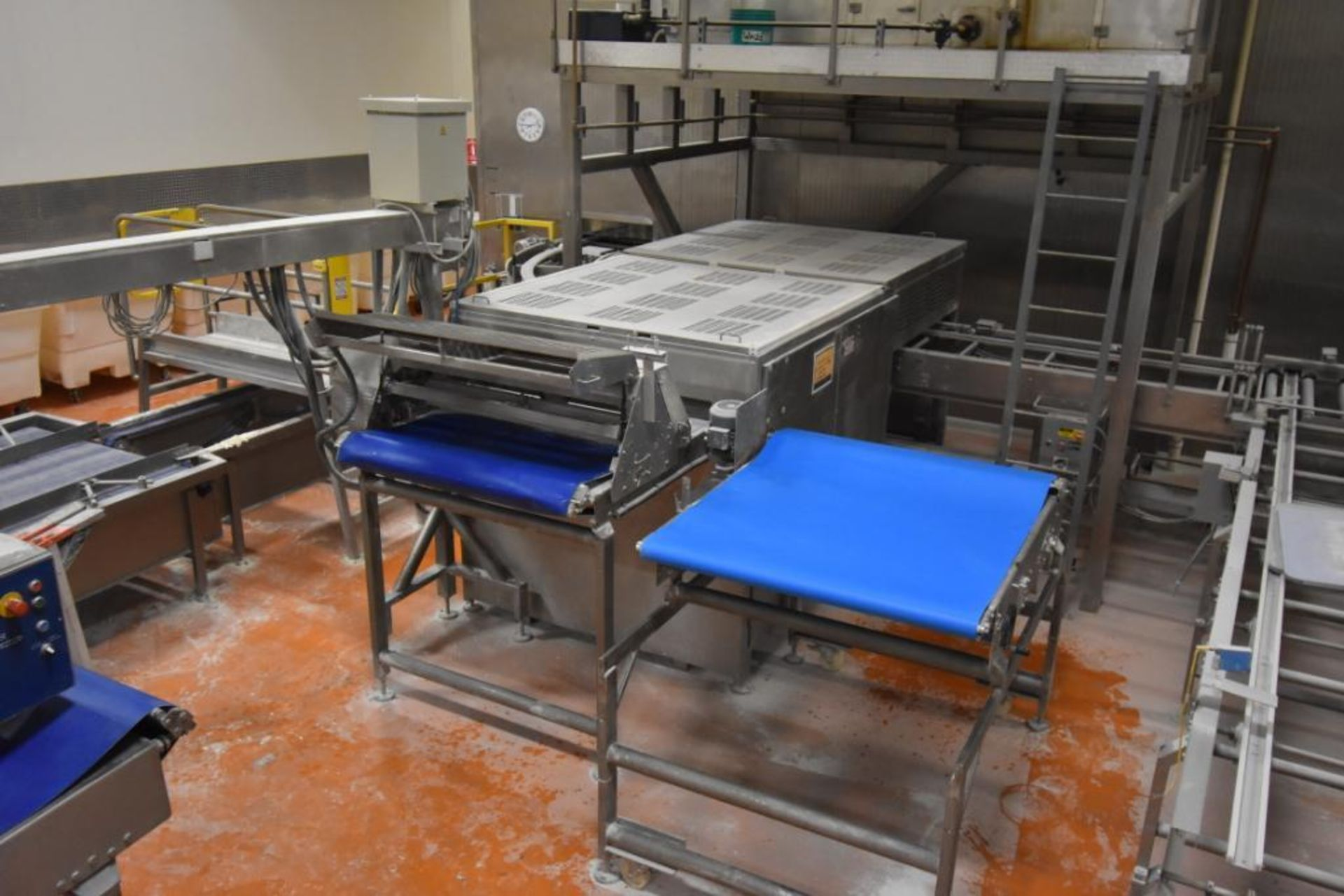 2007 Fritsch Laminator 3000 dough line - Image 246 of 280