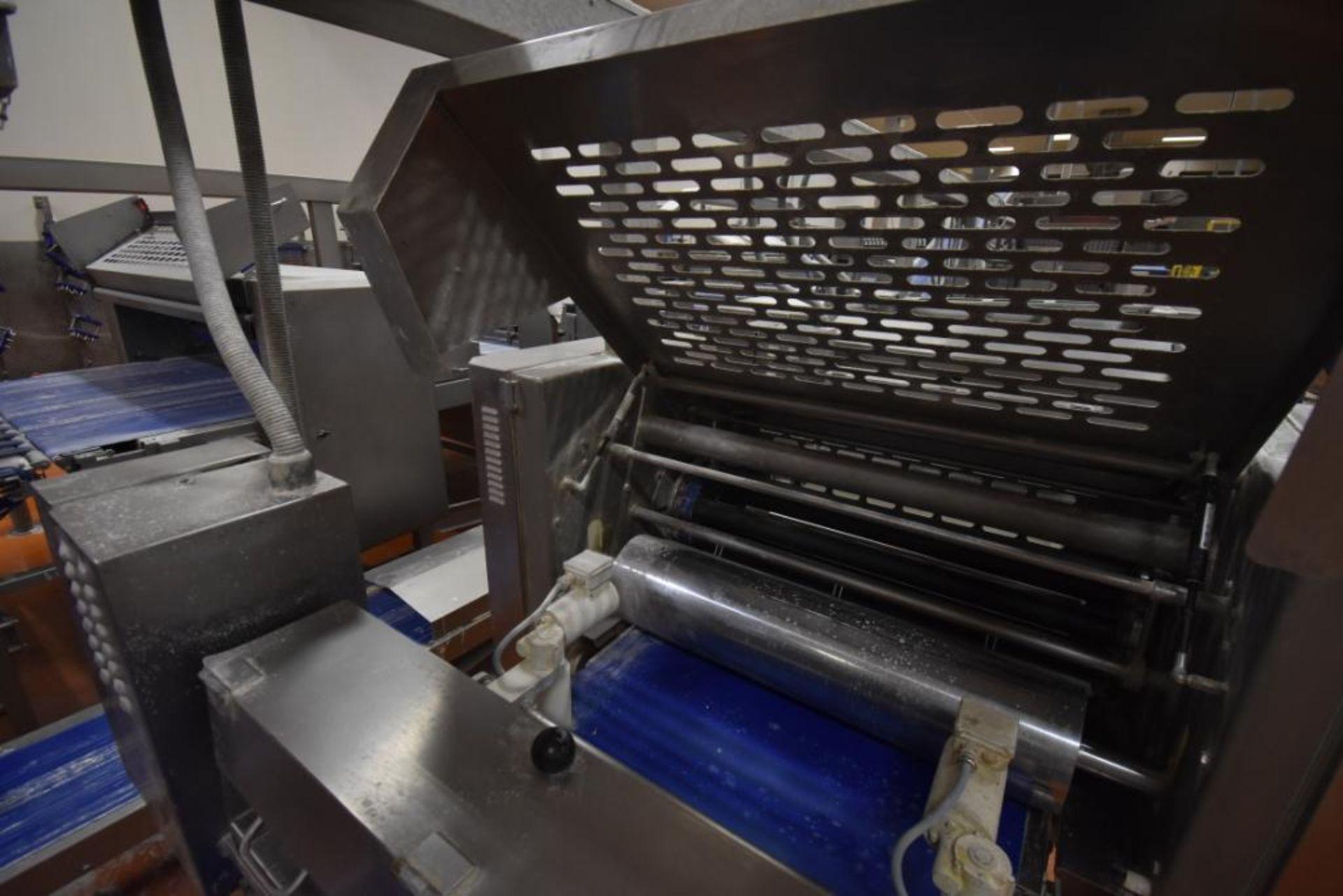 2007 Fritsch Laminator 3000 dough line - Image 121 of 280