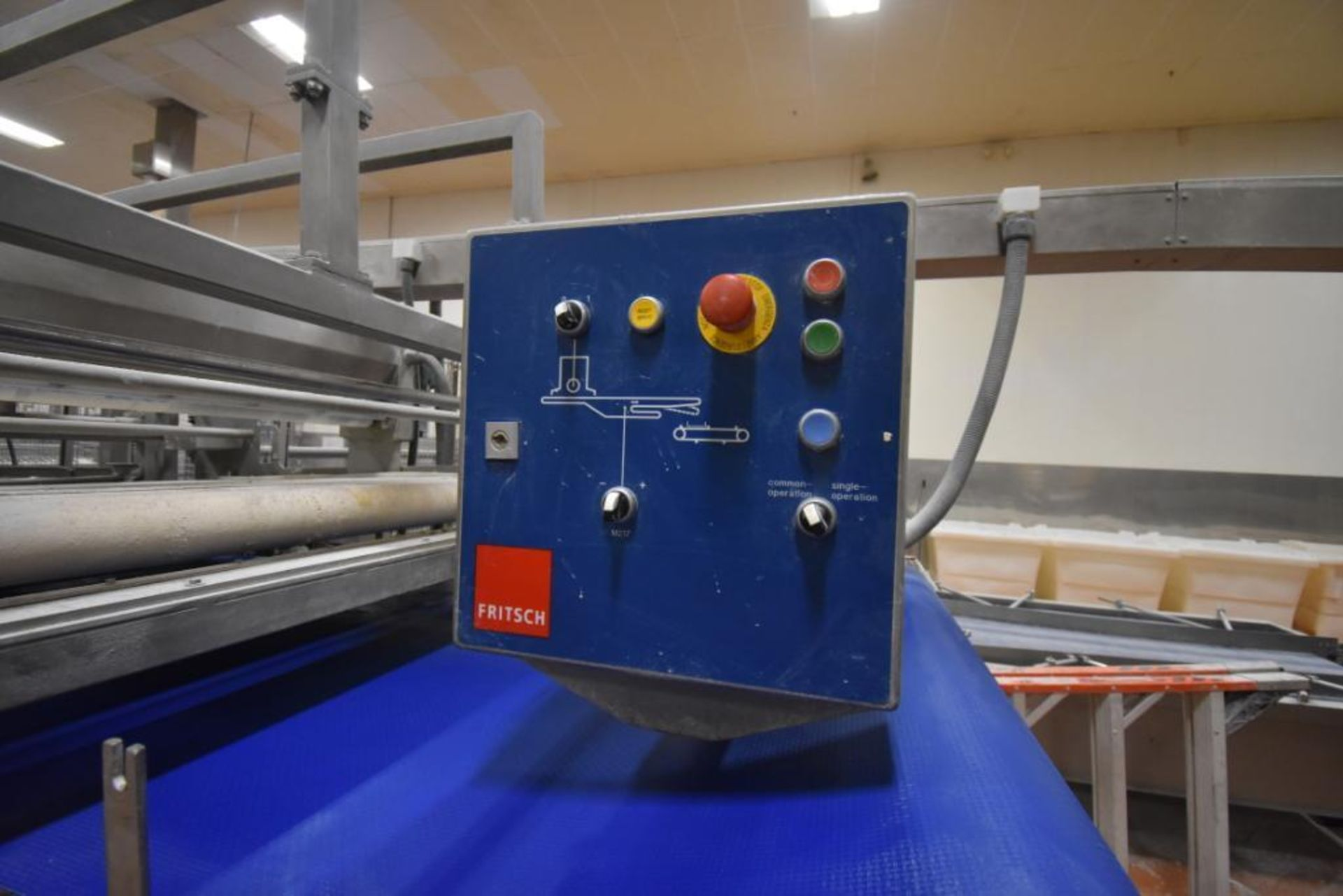 2007 Fritsch Laminator 3000 dough line - Image 201 of 280