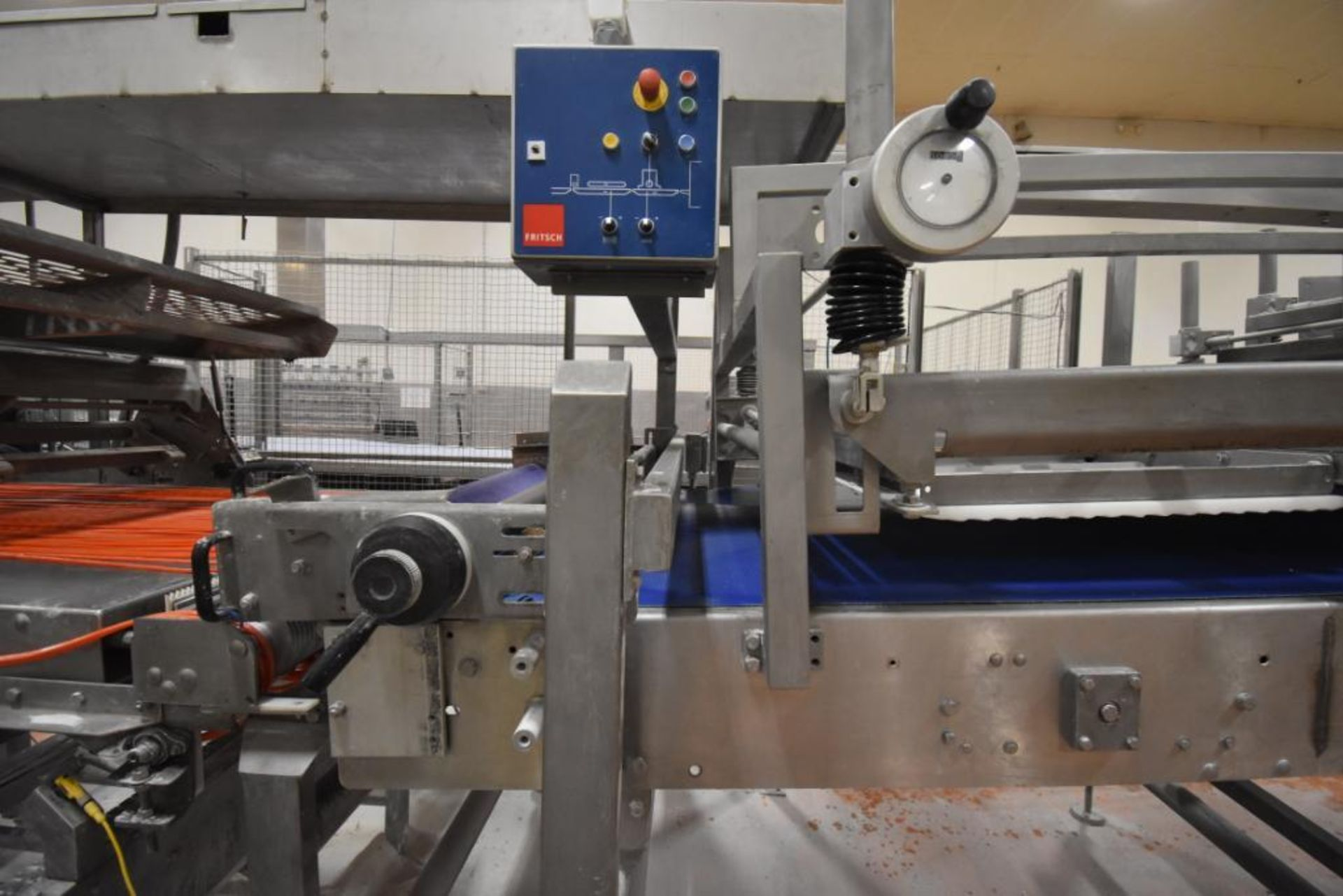 2007 Fritsch Laminator 3000 dough line - Image 194 of 280