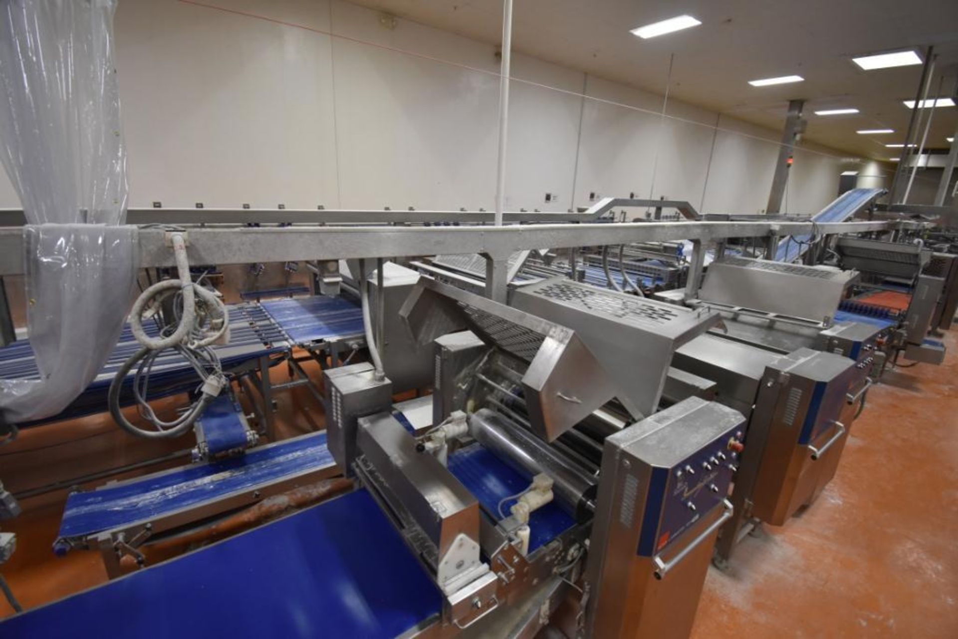 2007 Fritsch Laminator 3000 dough line - Image 260 of 280