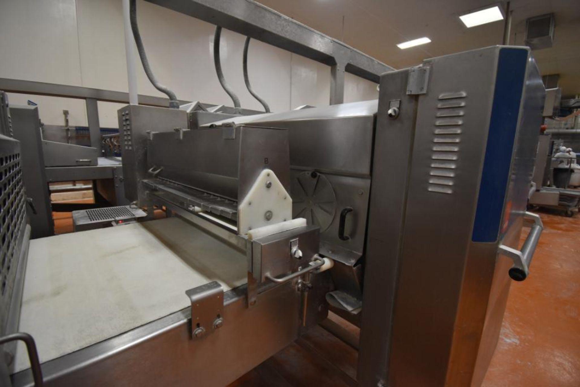 2007 Fritsch Laminator 3000 dough line - Image 68 of 280