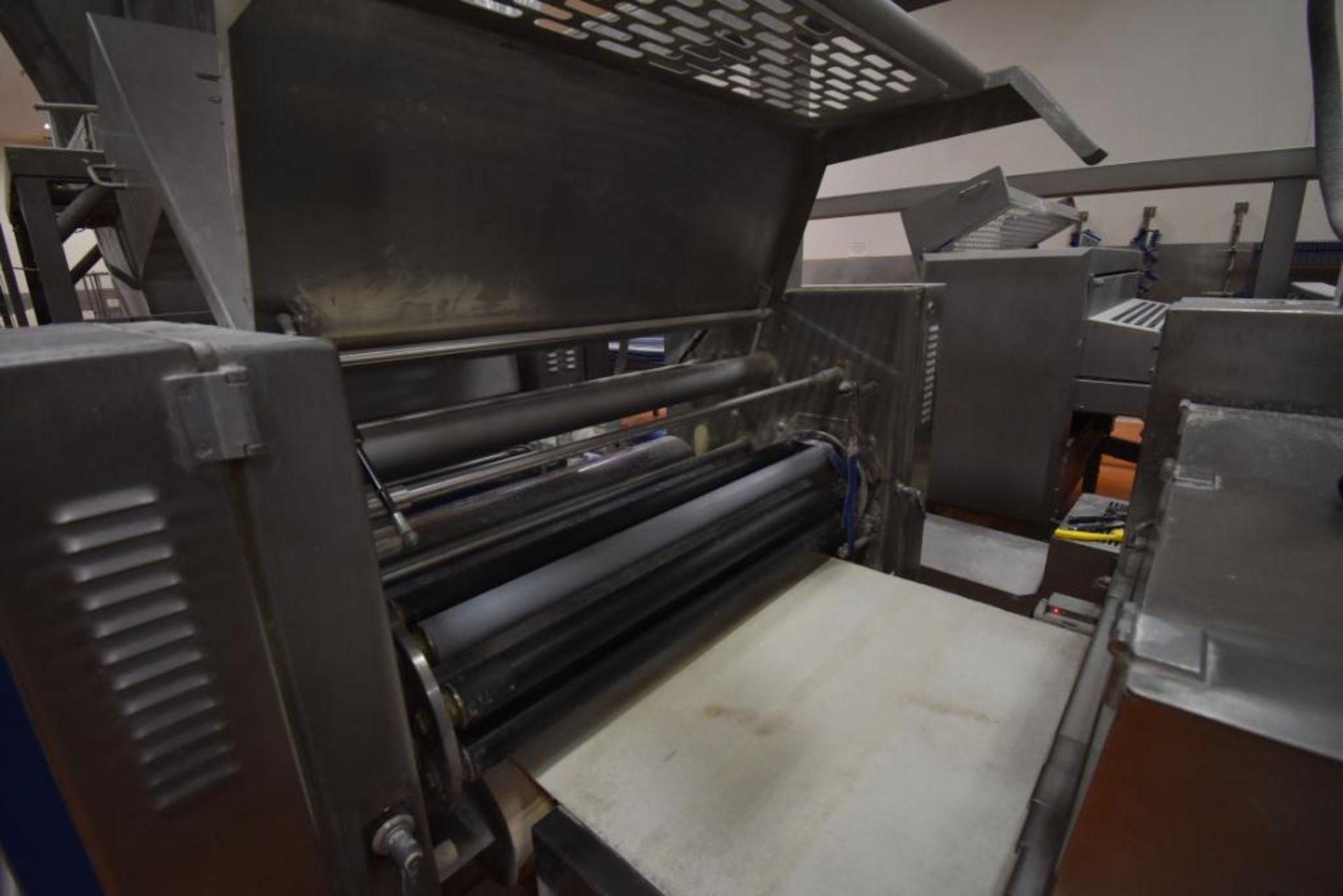 2007 Fritsch Laminator 3000 dough line - Image 128 of 280
