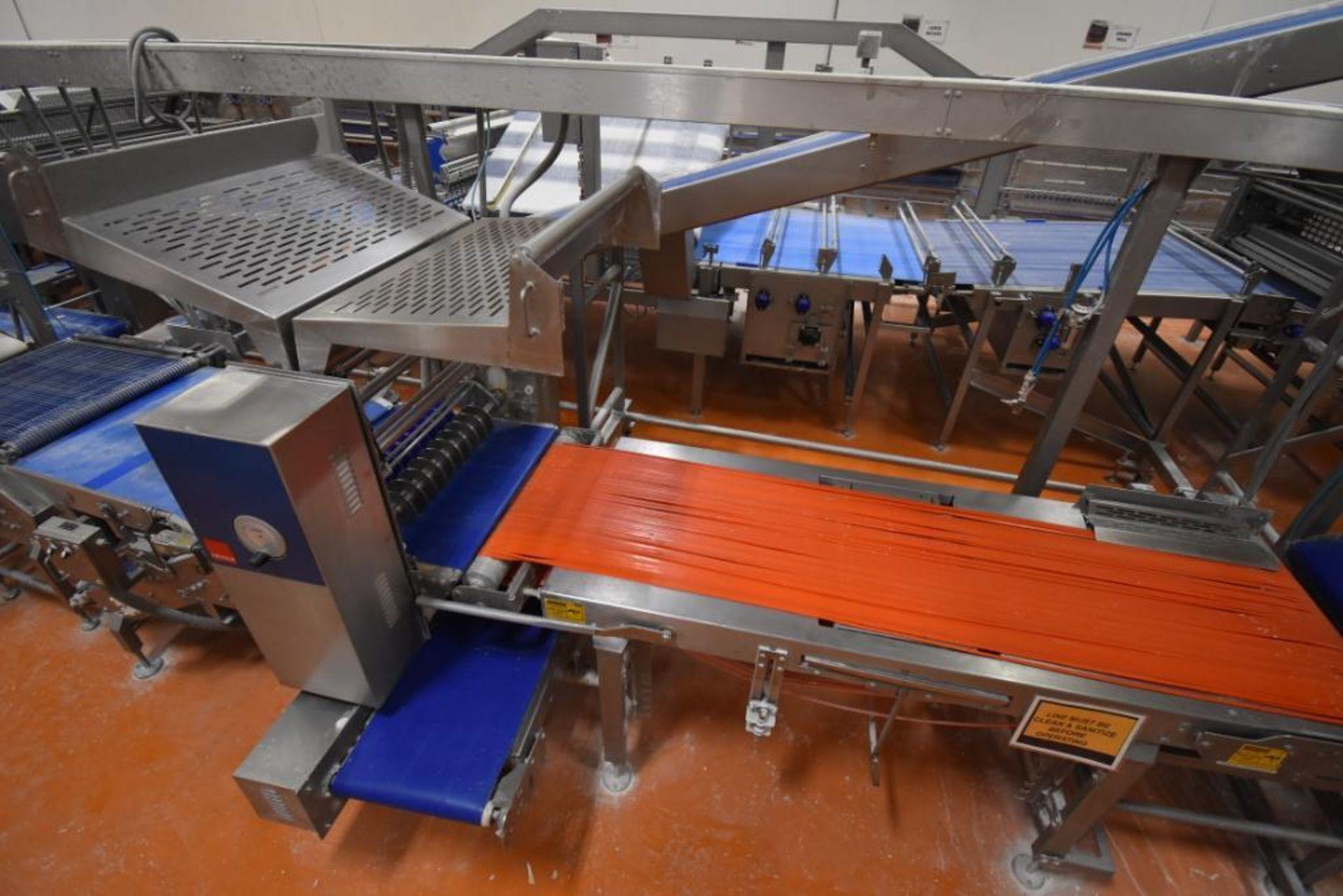 2007 Fritsch Laminator 3000 dough line - Image 270 of 280