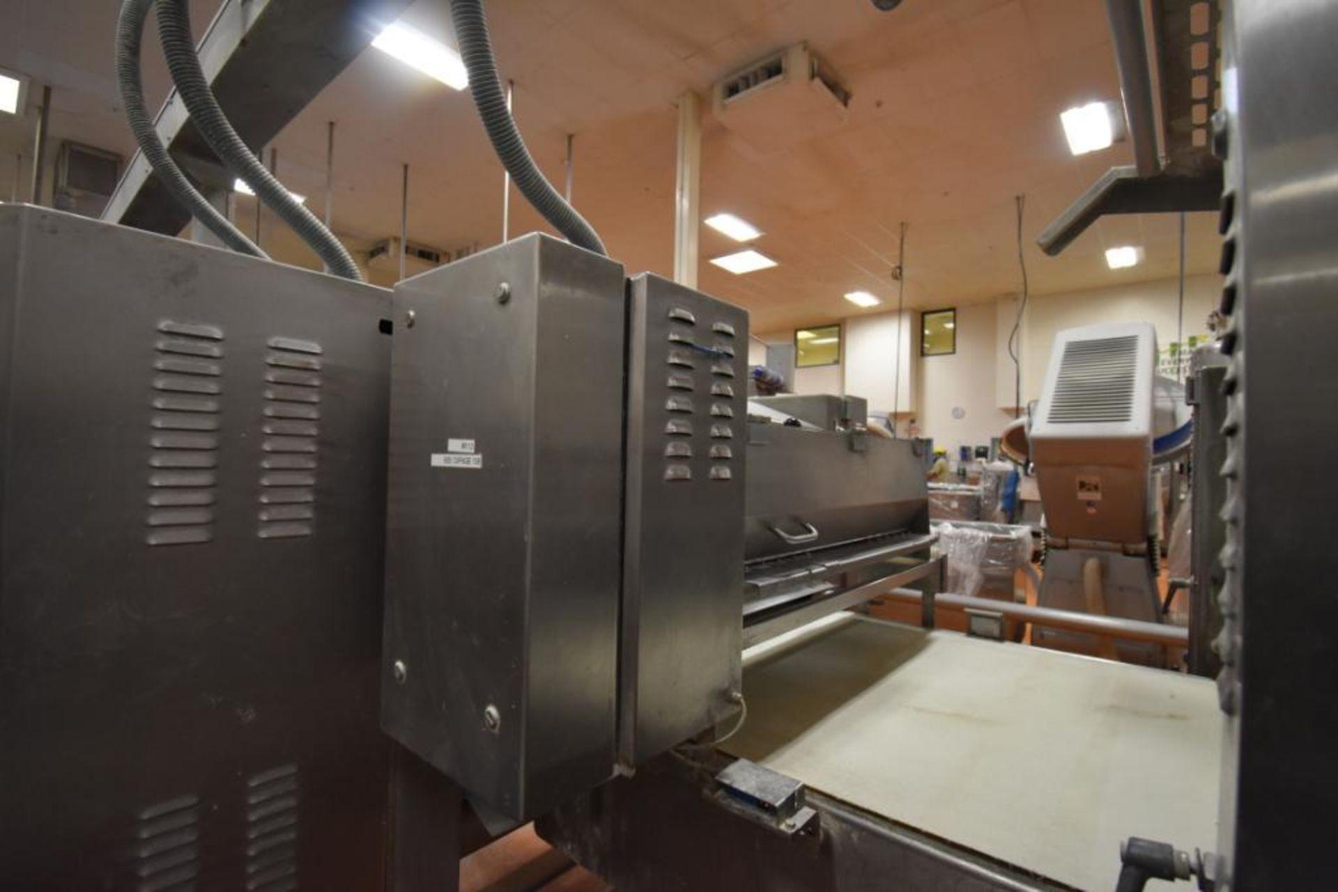 2007 Fritsch Laminator 3000 dough line - Image 155 of 280